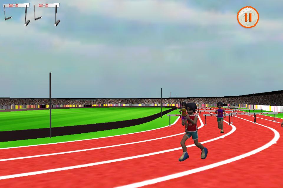 Screenshot Hurdle Run