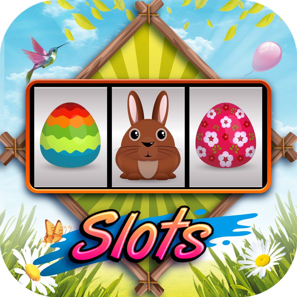 777 Amazing Springtime Slots - Easter Slot Game with Loose Reels, Free Bonus Spins and Multiline Wagers!